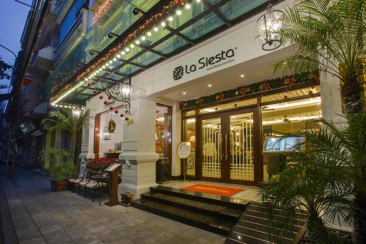 ハノイ・ラ・シエスタ・ホテル・アンド・スパ(Hanoi La Siesta Hotel & Spa)