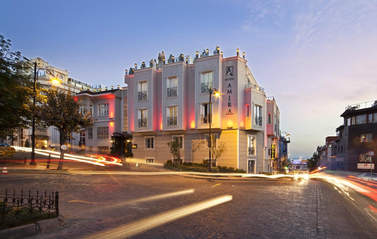 ホテル・アミラ・イスタンブール(Hotel Amira Istanbul)