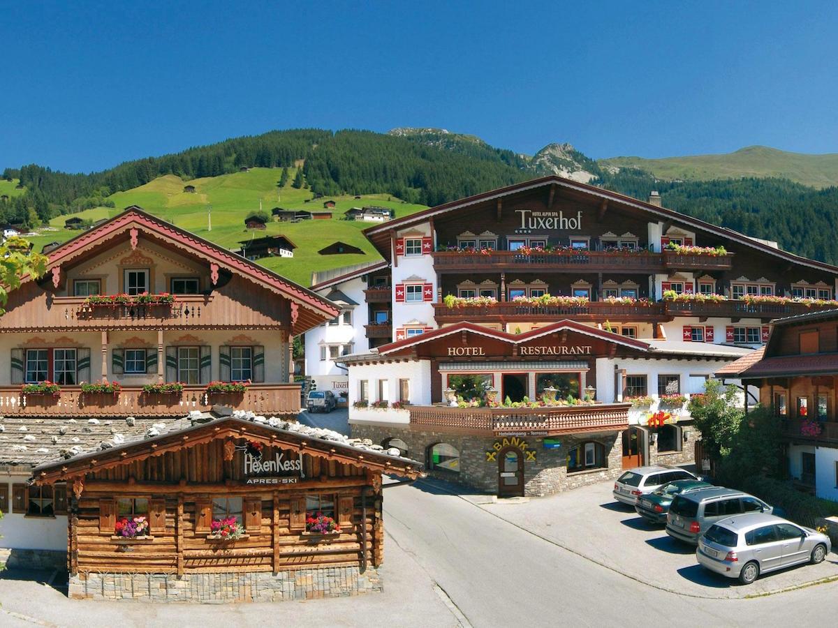 ホテル・アルピン・スパ・タクサーホフ(Hotel Alpin Spa Tuxerhof)