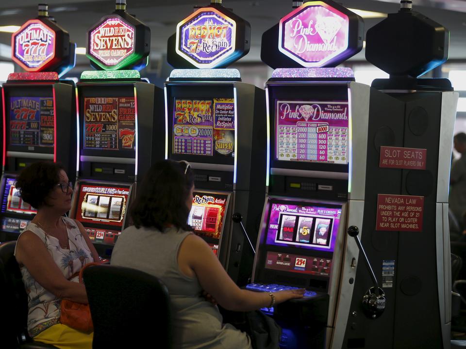 そしてもちろん、ギャンブルを抜きにしてラスベガスは語れない。