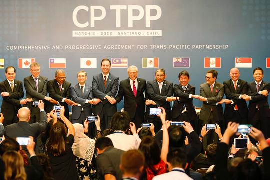 TPP 茂木敏充