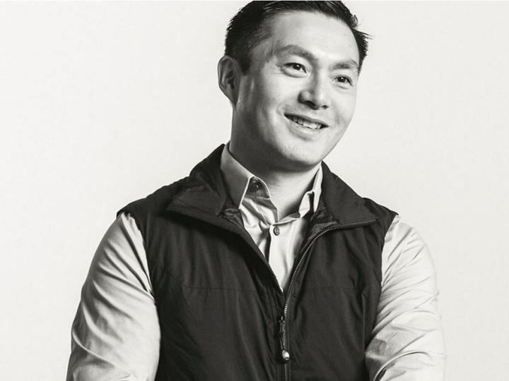 アルフレッド・リン(Alfred Lin)氏。