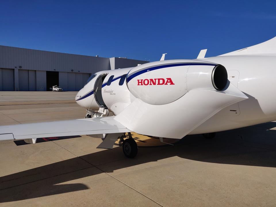 ホンダジェット エリート(HondaJet Elite)