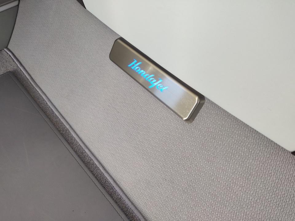 ホンダジェット エリート(HondaJet Elite):ホンダジェットのサイン