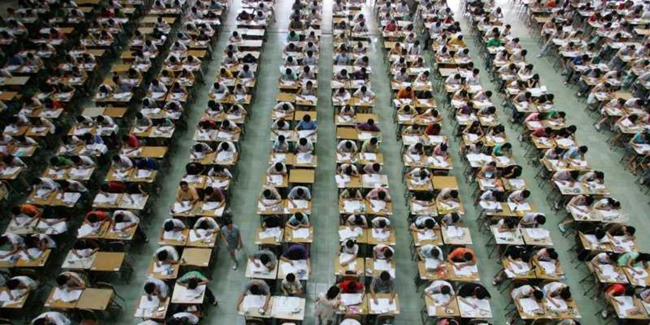 世界一「過酷」な中国の大学入試