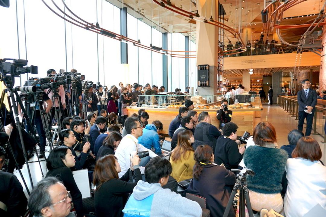 世界5カ所目の高級店「スターバックス リザーブ ロースタリー 東京」