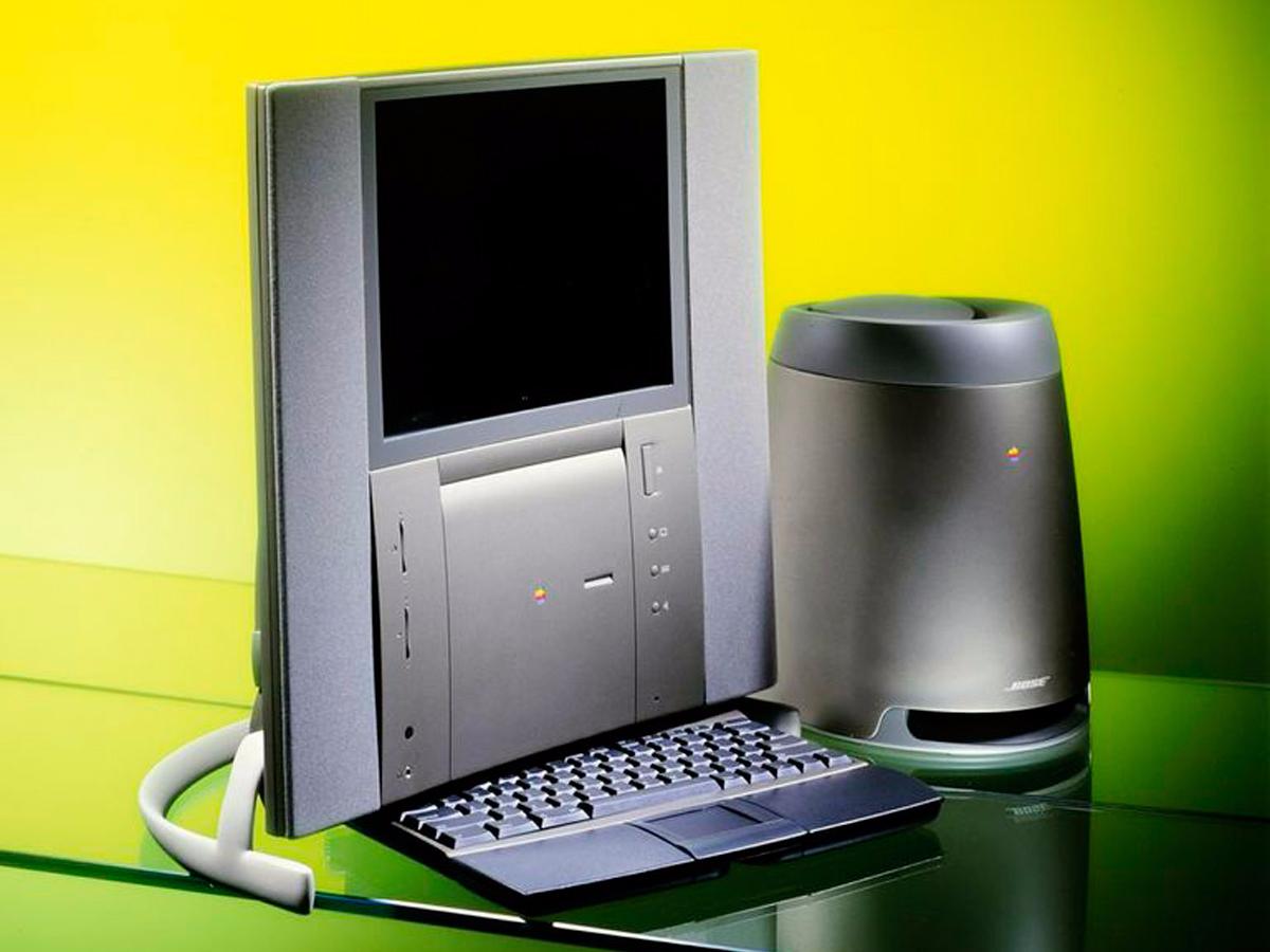 7位 Twentieth Anniversary Macintosh(1997年)、7499ドル