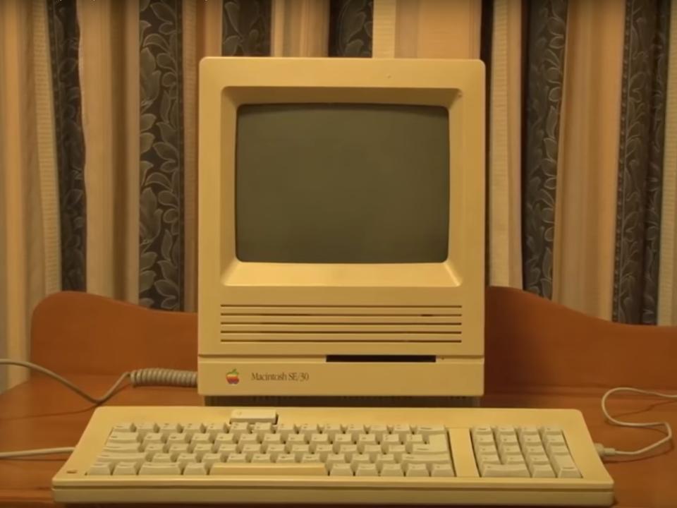 19位 Macintosh SE/30(1989年)、4900ドル