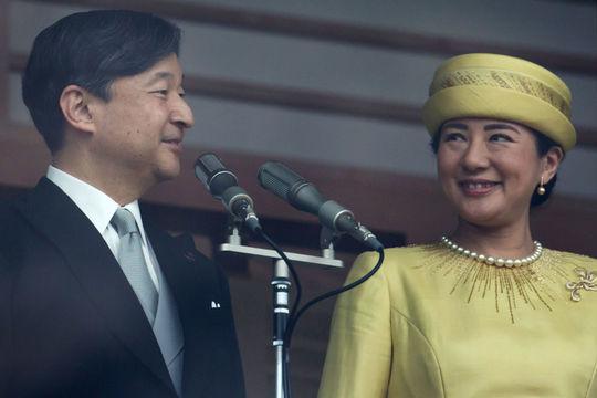 天皇陛下と雅子さま