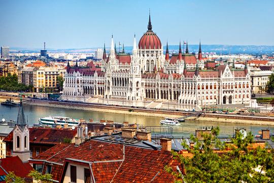 国会議事堂 ハンガリー