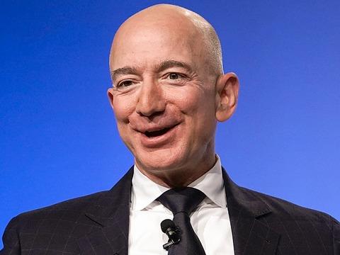 ジェフ・ベゾス、起業家へのちょっと恐ろしいアドバイス | BUSINESS ...