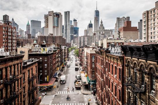ニューヨーク 人口 2019
