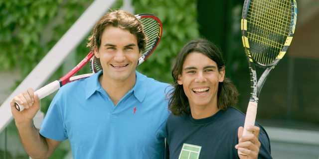 写真で見る世界のトップテニスプレーヤーたちがキャリアをスタートさせさせた時