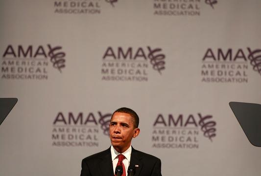米国医師会(American Medical Association)