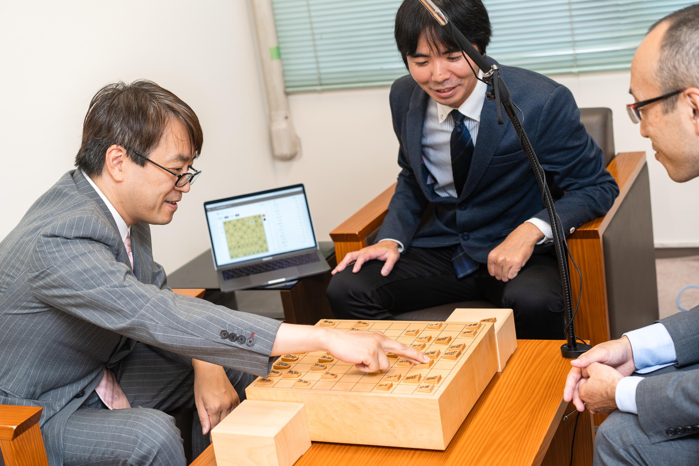 羽生善治九段が語る Aiで進化する将棋界 ディープラーニングで 棋譜