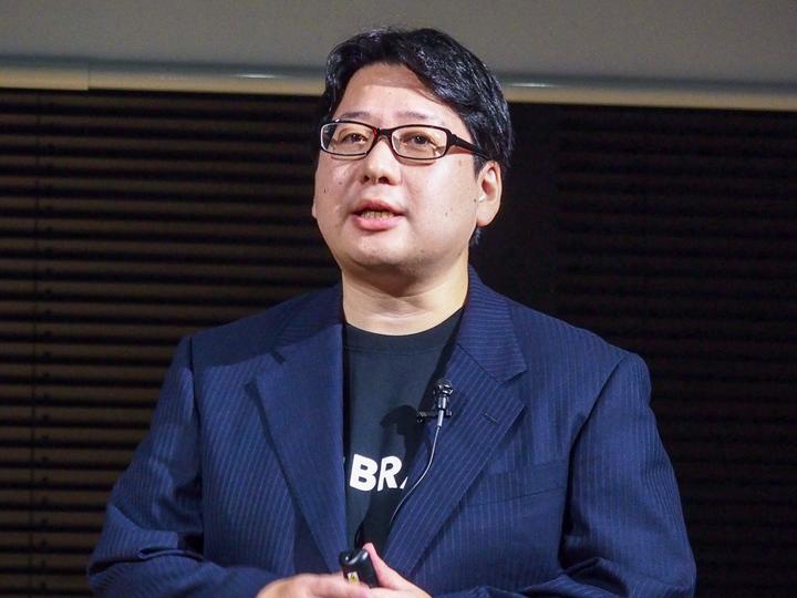 LINE 取締役 CSMOの舛田淳氏