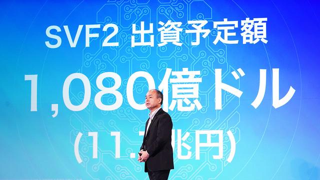 ソフトバンク・ビジョン・ファンド2