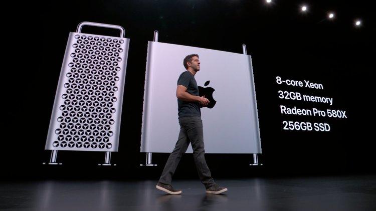 13位 Mac Pro(2019年)、5999ドル