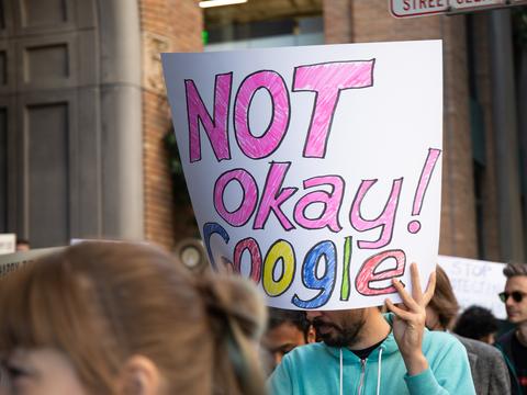 OKじゃない、グーグルが抱える問題