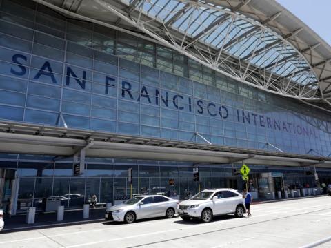 サンフランシスコ国際空港(SFO)