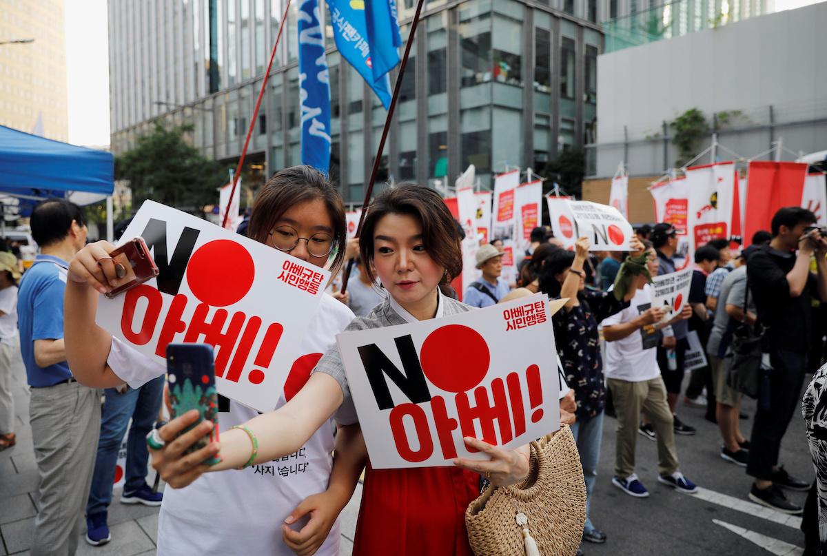 経済 制裁 効果 韓国