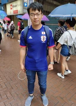 なぜ?「サッカー日本代表ユニホーム」を香港人が好む意外な理由