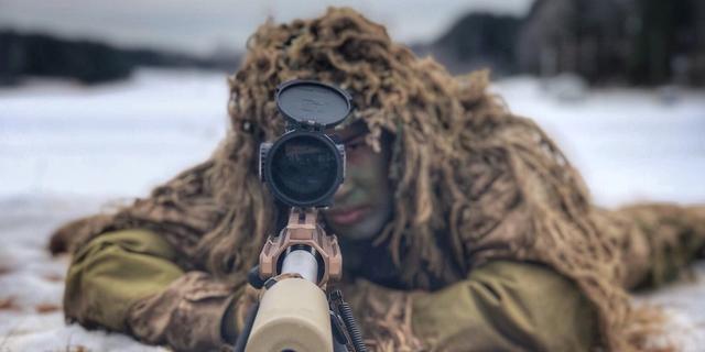 スナイパー 長距離 米軍