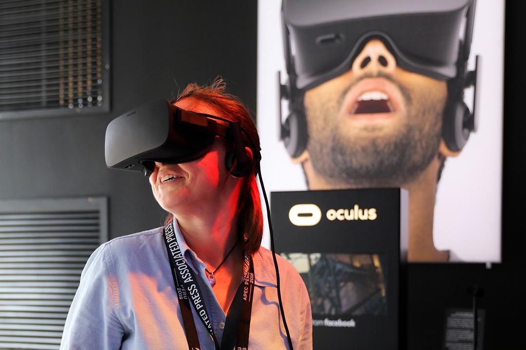 Oculus オキュラス