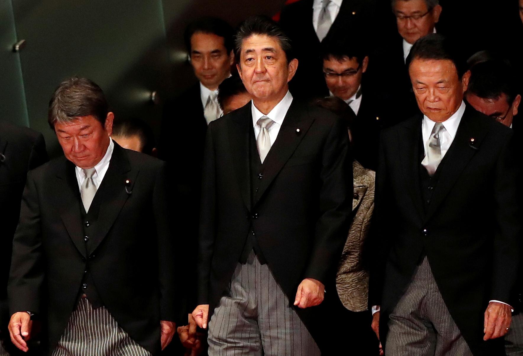 """理想の外交は「柔道型」。茂木新外相は韓国とどう""""組む""""。韓国メディアは ..."""