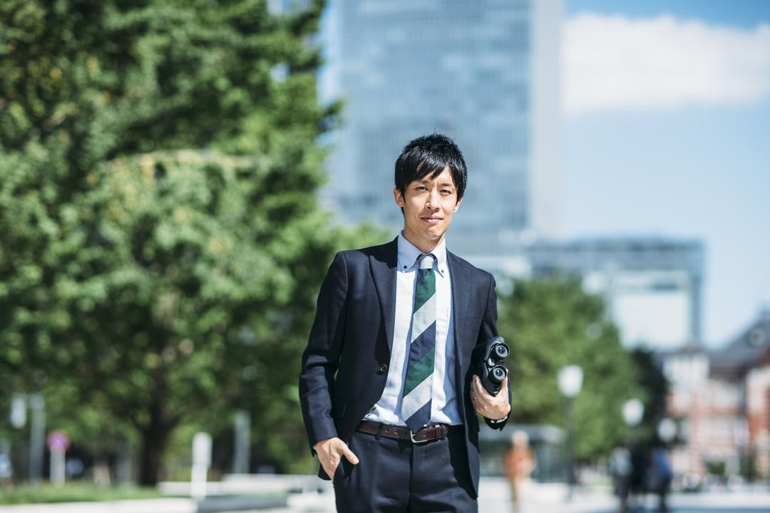 Mr.Hashizume