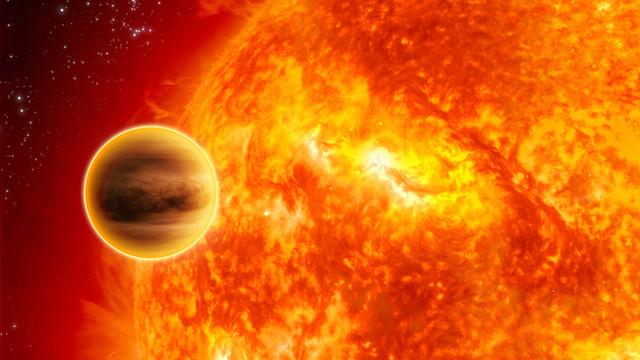 系外惑星のイメージ