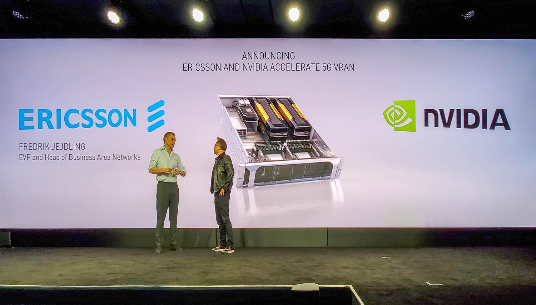 """衝撃の「NVIDIA、通信業界に""""再参入""""」。KDDIとSBが採用表明した""""ソフトウェア化する5G基地局""""とは"""
