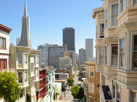 シリコンバレーとサンフランシスコのベイエリアは、10年で劇的に変化した。