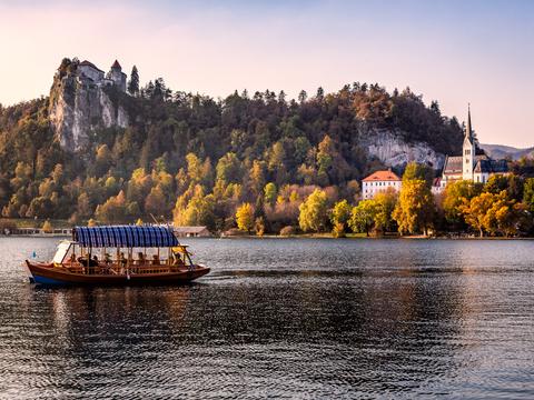 スロベニアは知る人ぞ知る人気観光地だ。