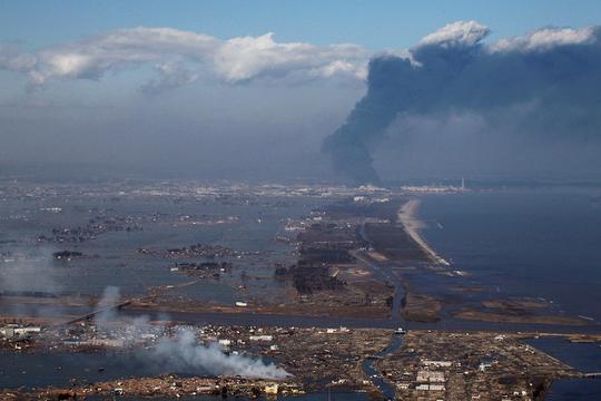 津波 仙台 東日本大震災