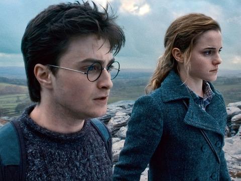 「ハリー・ポッターと死の秘宝Part1」