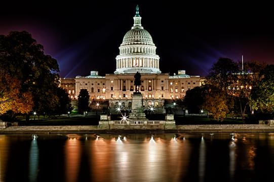 米国会議事堂
