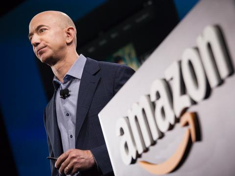ジェフ・ベゾス CEO アマゾン