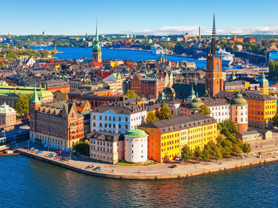 13位 スウェーデン