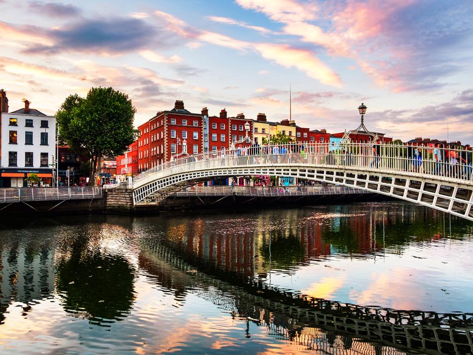 10位 アイルランド