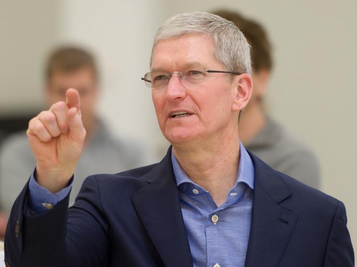 5Gネットワークの展開に懸念…アップルCEOは5G対応iPhoneの今秋発売を明言せず