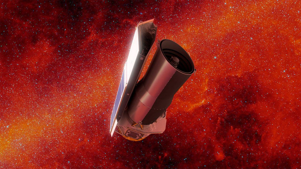 スピッツァー宇宙望遠鏡