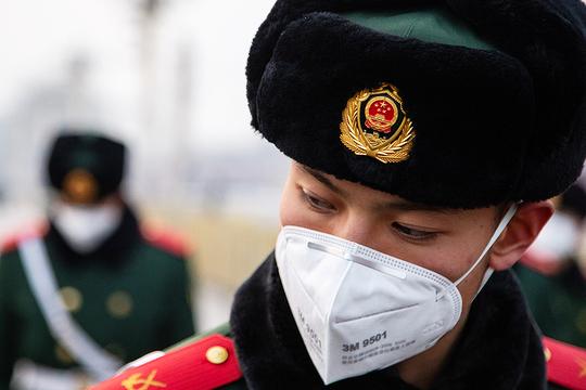 生物兵器 メディア 中国 アメリカ