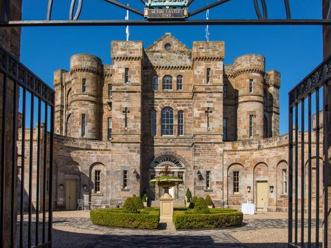 お城で暮らしたいというあなたに…スコットランド女王メアリー1世ゆかり ...