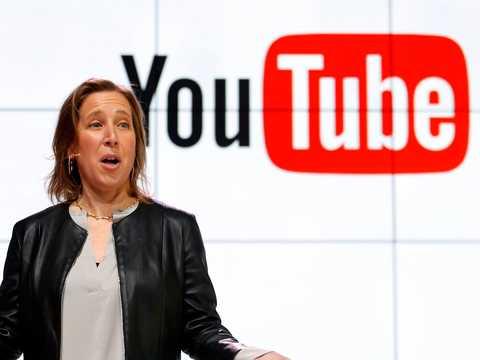 YoutubeのCEO、スーザン・ウォシッキー。