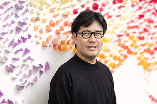 JINS田中CEO