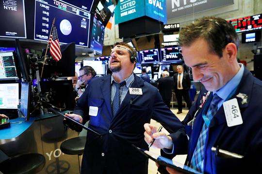 トレーダー 証券取引所