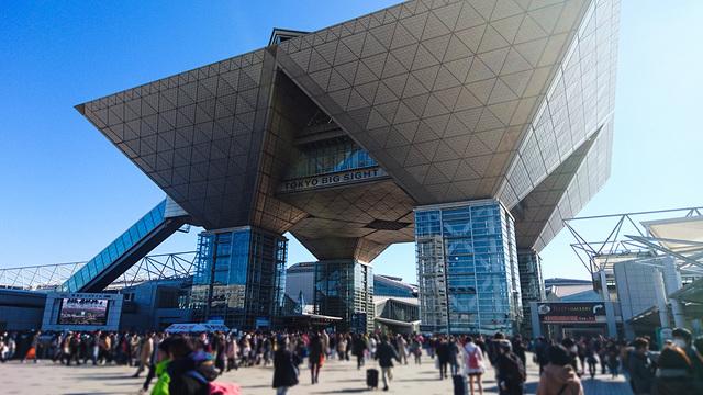 コミックマーケット 東京ビッグサイト