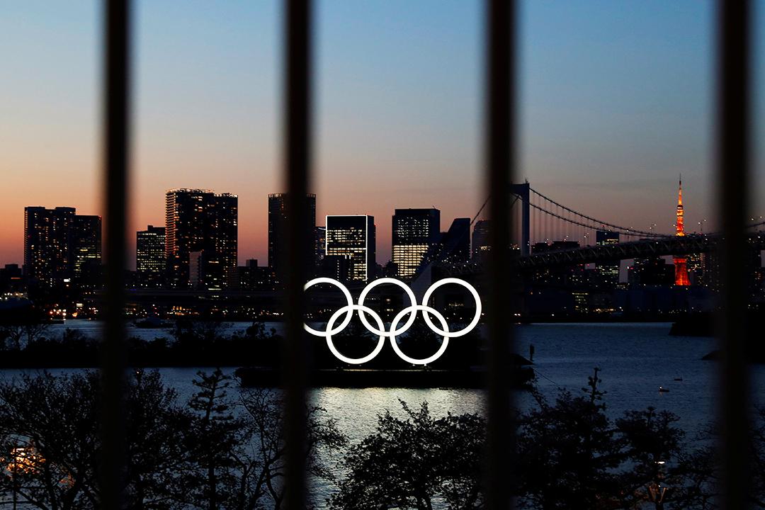 オリンピック お台場