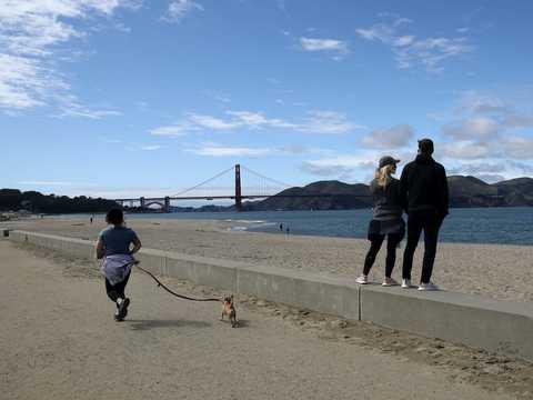 サンフランシスコのロックダウンは5月以降も続く可能性大